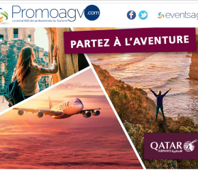 Challenge de ventes: Qatar Airways