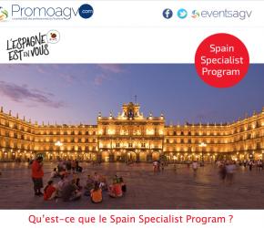 Qu'est-ce que le Spain Specialist Program ?