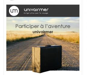 UNIVAIRMER Recrute
