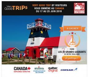 Very Good Trip CANADA